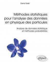 Dernières parutions dans Références sciences, Méthodes statistiques pour l'analyse des données en physique des particules