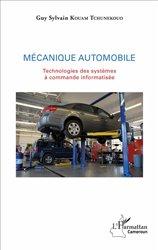Souvent acheté avec Technologie fonctionnelle de l'automobile - Tome 1, le Mécanique automobile