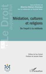 Dernières parutions sur Autres ouvrages de philosophie du droit, Médiation, cultures et religions