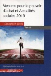 Dernières parutions sur Politiques sociales, Mesures pour le pouvoir d'achat et actualités sociales. Edition 2019