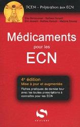Souvent acheté avec ECG aux ECN, le Médicaments pour les ECN
