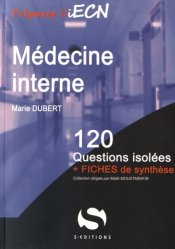 Souvent acheté avec 120 questions indifférenciées, le Médecine interne