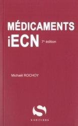 Souvent acheté avec Radiodiagnostic, Imagerie Médicale et Médecine Nucléaire, le Médicaments iECN