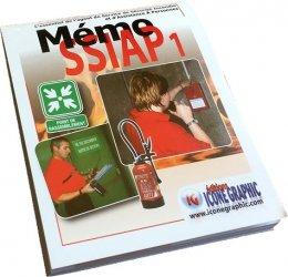 Souvent acheté avec SSIAP 2, le Mémo SSIAP1