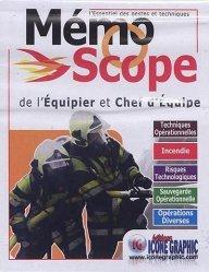 Dernières parutions sur Secourisme, Mémoscope de l'équipier et chef d'équipe