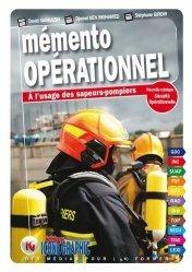 Dernières parutions sur Premiers secours, Mémento opérationnel à l'usage des sapeurs-pompiers
