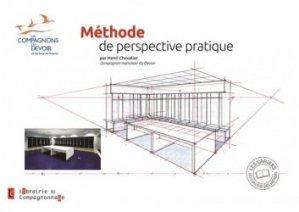 Dernières parutions dans Les cahiers du Collège des métiers, Méthode de perspective pratique