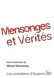 Dernières parutions dans Les entretiens d'Auxerre, Mensonges et vérités