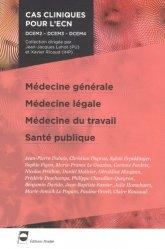 Souvent acheté avec Psychiatrie - Gériatrie, le Médecine générale - Médecine légale - Médecine du travail - Santé publique