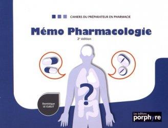 Dernières parutions sur Pharmacologie, Mémo Pharmacologie