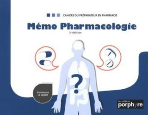 Dernières parutions sur Pharmacie, Mémo pharmacologie