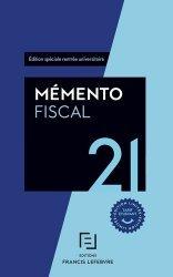 Nouvelle édition Mémento fiscal étudiants 2021