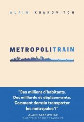 Dernières parutions sur Transport ferroviaire, Métropolitrain