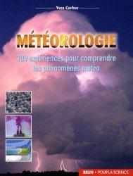 Souvent acheté avec Territoires, le Météorologie 100 expériences pour comprendre les phénomènes météo