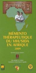 Souvent acheté avec Prise en charge thérapeutique des personnes infectées par le VIH, le Mémento thérapeutique du VIH/SIDA en Afrique