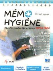 Souvent acheté avec Rhumatologie, le Mémo hygiène