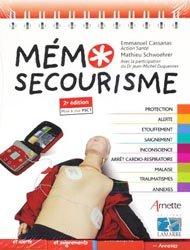 Souvent acheté avec Anatomie pour le PCEM, le Mémo secourisme