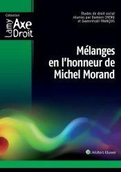 Dernières parutions dans Axe Droit, Mélanges en l'honneur de Michel Morand