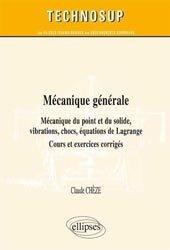 Dernières parutions sur LMD, Mécanique générale