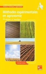 Souvent acheté avec Le profil cultural , le Méthodes expérimentales en agronomie