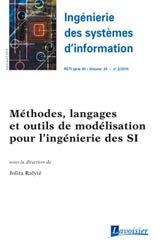 Dernières parutions sur Conception - Modélisation, Méthodes, langages et outils de modélisation pour l'ingénierie des SI