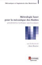 Dernières parutions sur Mécanique des fluides, Métrologie laser pour la mécanique des fluides