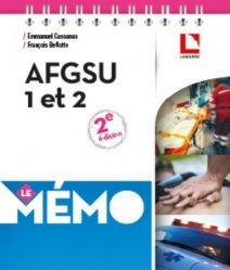 Souvent acheté avec L'auxiliaire ambulancier, le Mémo AFGSU  1 et 2