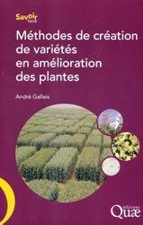 Souvent acheté avec Critique de la pensée agricole, le Méthodes de création de variétés en amélioration des plantes