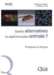 Dernières parutions sur Médecine, Méthodes alternatives en expérimentation animale. Pratiques et éthique