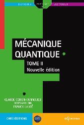 Dernières parutions dans Savoirs actuels, Mécanique quantique II