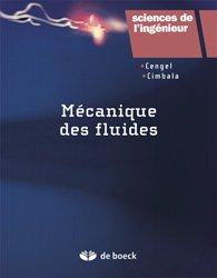 Dernières parutions dans Sciences de l'ingénieur, Mécanique des fluides