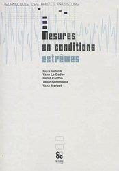 Dernières parutions sur Physique fondamentale, Mesures et conditions extrêmes