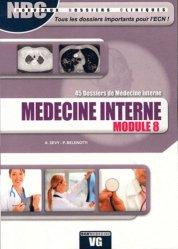 Souvent acheté avec Pédiatrie, le Médecine interne Module 8 https://fr.calameo.com/read/000015856c4be971dc1b8