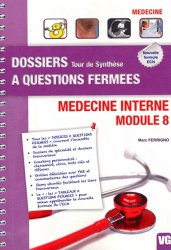 Souvent acheté avec Orientations - Diagnostiques  Tome 1, le Médecine interne Module 8