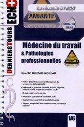 Souvent acheté avec Médecine du travail, le Médecine du travail & Pathologies professionnelles