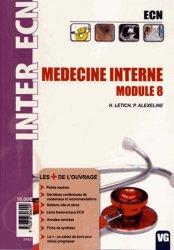Dernières parutions dans Inter ECN, Médecine interne - Module 8