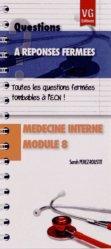 Souvent acheté avec Cancérologie, le Médecine interne - Module 8