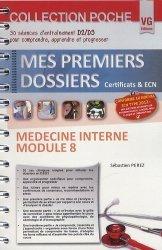 Souvent acheté avec Dermatologie - Vénérologie, le Medecine Interne Module 8