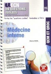 Souvent acheté avec Anesthésie Réanimation, le Médecine interne