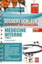 Dernières parutions dans Dossiers QCM iECN, Médecine interne
