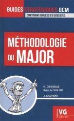 Dernières parutions dans , Méthodologie du major