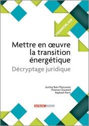 Dernières parutions dans L'essentiel sur, Mettre en oeuvre la transition énergétique - Décryptage juridique