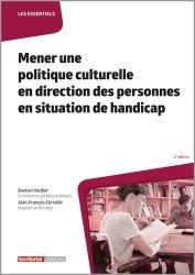 Dernières parutions sur Collectivités locales, Mener une politique culturelle en direction des personnes en situation de handicap