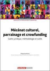 Dernières parutions sur Collectivités locales, Mécénat culturel, parrainage et crowfunding
