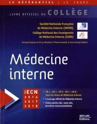 Souvent acheté avec Annales ECN 2010, 2011, 2012, le Médecine interne