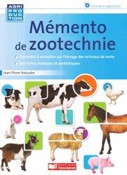 Souvent acheté avec Repro Guide, le Mémento de zootechnie