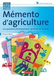 Souvent acheté avec Vademecum entreprise agricole, le Mémento d'agriculture