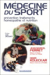 Souvent acheté avec Homéopathie & périménopause, le Médecine du sport Prévention, traitements, homéopathie et nutrition
