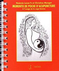 Nouvelle édition Mémento de poche d'acupuncture