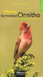 Souvent acheté avec Le carnet de l'ornithologue, le Méthode Formation Ornitho  Théorie Vol.1